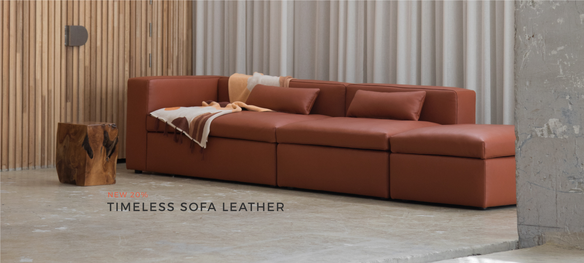 TIMELESS SOFT LEATHER
