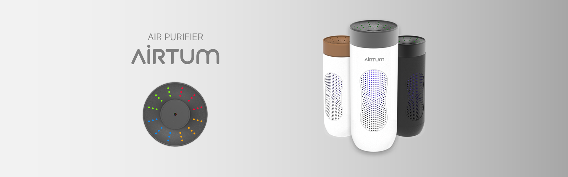 Multi Purpose Air Purifier AIRTUM