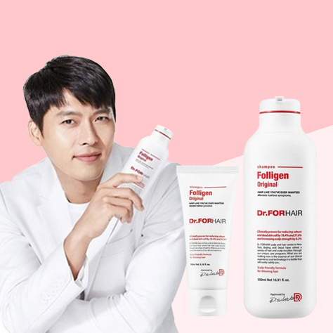 <strong>Dr.FORHAIR</strong>Folligen hair care