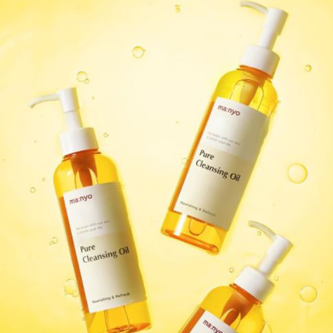 <strong>ma:nyo</strong>Pure cleansing oil