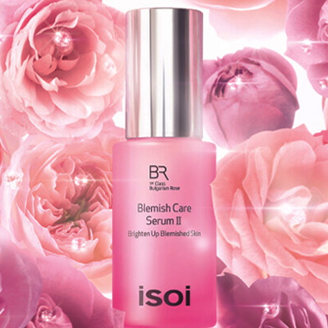 <strong>isoi</strong>Bulgarian Rose Blemish Care