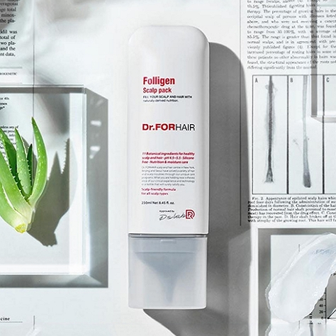 <strong>Dr.FORHAIR</strong>Folligen Scalp Pack