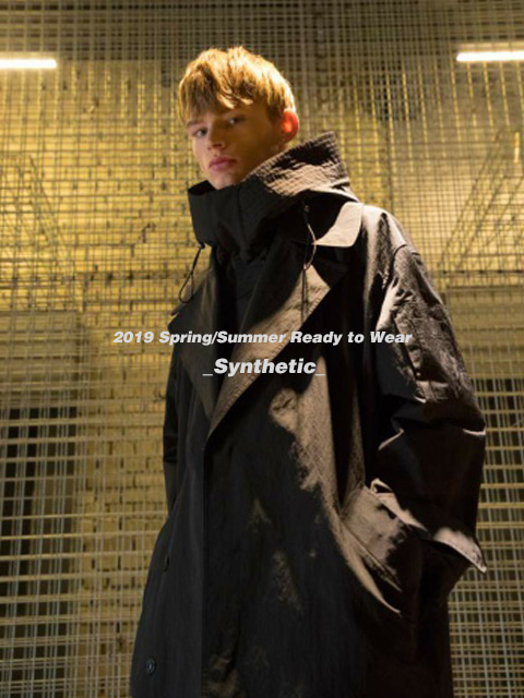 2019 S/S Ready To Wear Synthetic Part.1