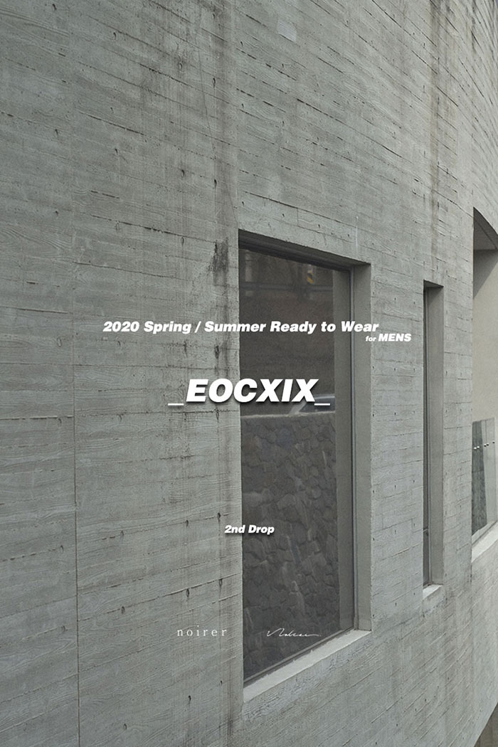"2020 S/S Ready to Wear "" EOCXIX """