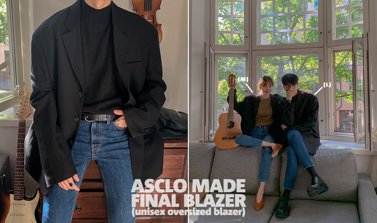 asclo made final blazer